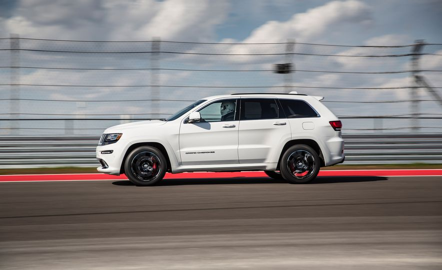 2016 Jeep Grand Cherokee SRT - Slide 1