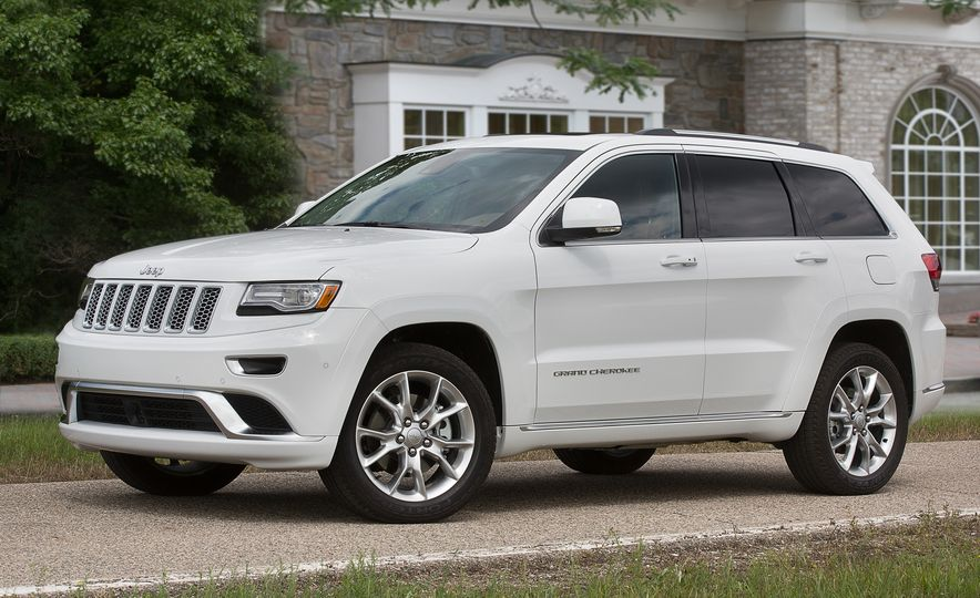 2016 Jeep Grand Cherokee SRT - Slide 15