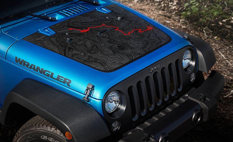 2017 Jeep Wrangler (spy photo) - Slide 42