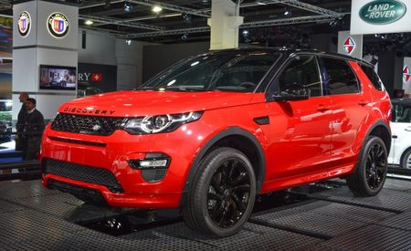 Black and Red All Over: 2016 Land Rover Discovery Sport Dynamic