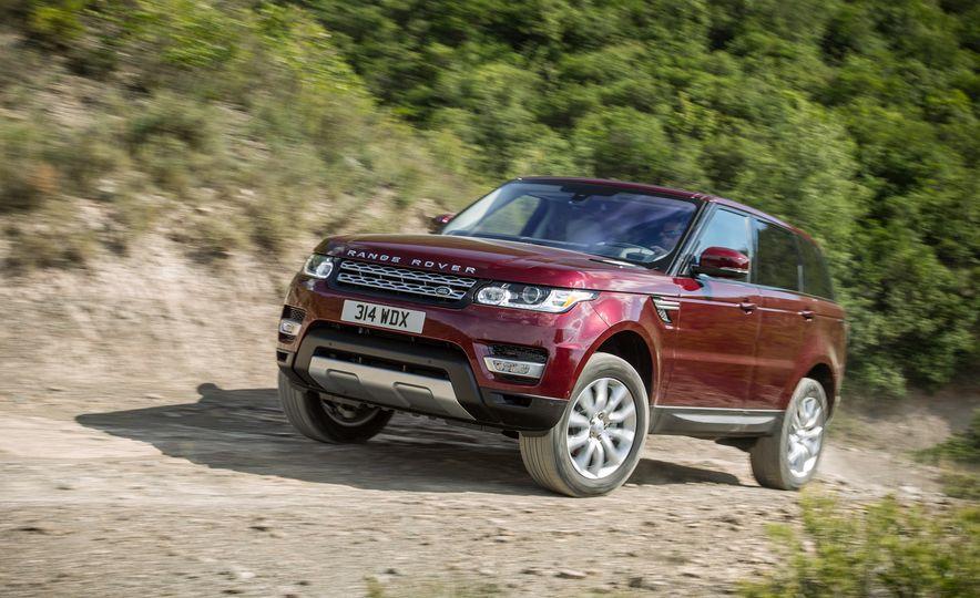 2016 Land Rover Range Rover Sport Td6 - Slide 1