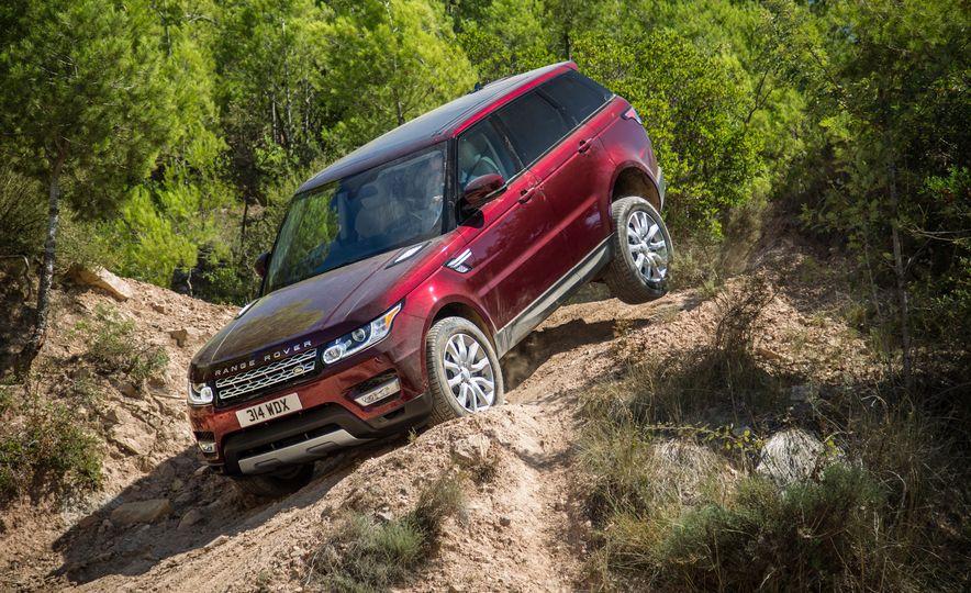 2016 Land Rover Range Rover Sport Td6 - Slide 2