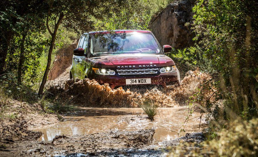 2016 Land Rover Range Rover Sport Td6 - Slide 4