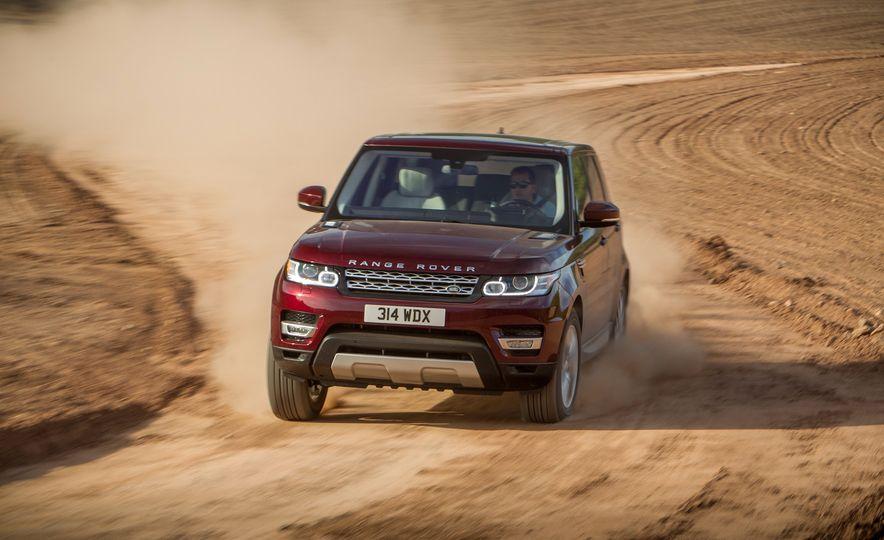 2016 Land Rover Range Rover Sport Td6 - Slide 5