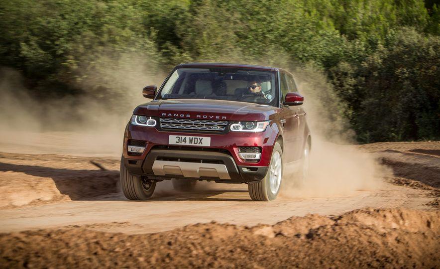 2016 Land Rover Range Rover Sport Td6 - Slide 6