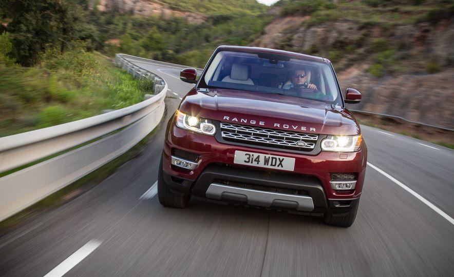 2016 Land Rover Range Rover Sport Td6 - Slide 7
