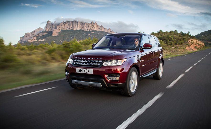 2016 Land Rover Range Rover Sport Td6 - Slide 8
