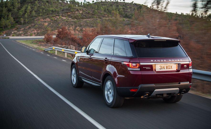 2016 Land Rover Range Rover Sport Td6 - Slide 10