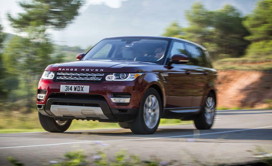2016 Land Rover Range Rover Sport Td6 - Slide 13