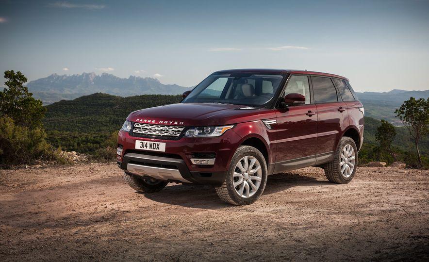 2016 Land Rover Range Rover Sport Td6 - Slide 15