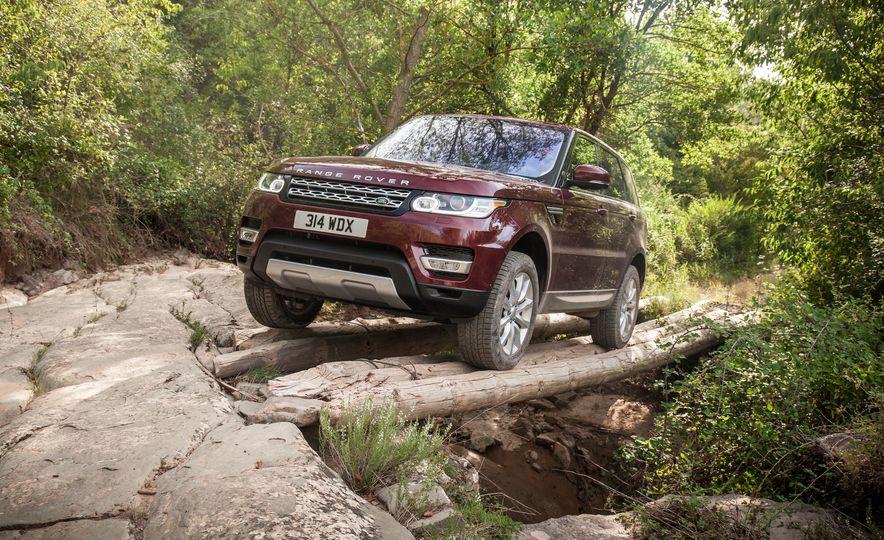 2016 Land Rover Range Rover Sport Td6 - Slide 18