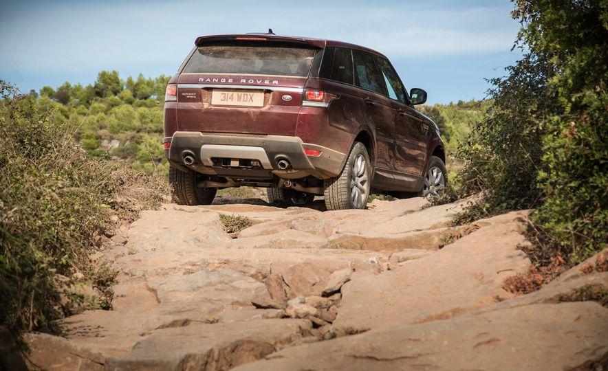 2016 Land Rover Range Rover Sport Td6 - Slide 21