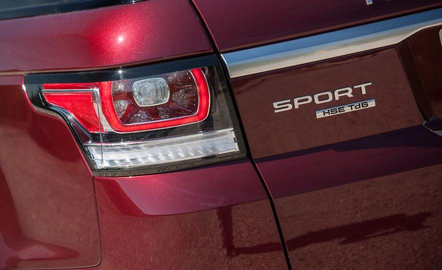 2016 Land Rover Range Rover Sport Td6 - Slide 27