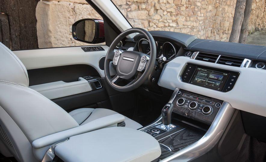 2016 Land Rover Range Rover Sport Td6 - Slide 30