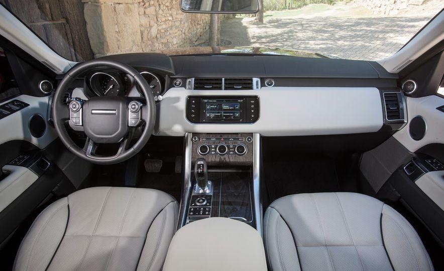 2016 Land Rover Range Rover Sport Td6 - Slide 31