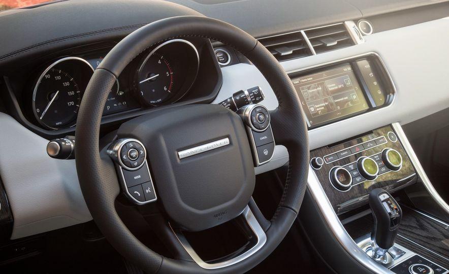 2016 Land Rover Range Rover Sport Td6 - Slide 32