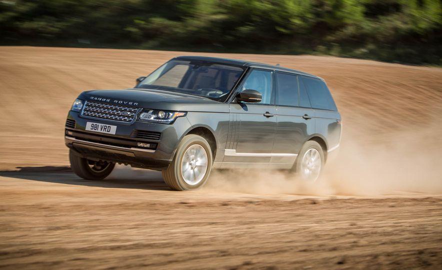 2016 Land Rover Range Rover Td6 - Slide 1