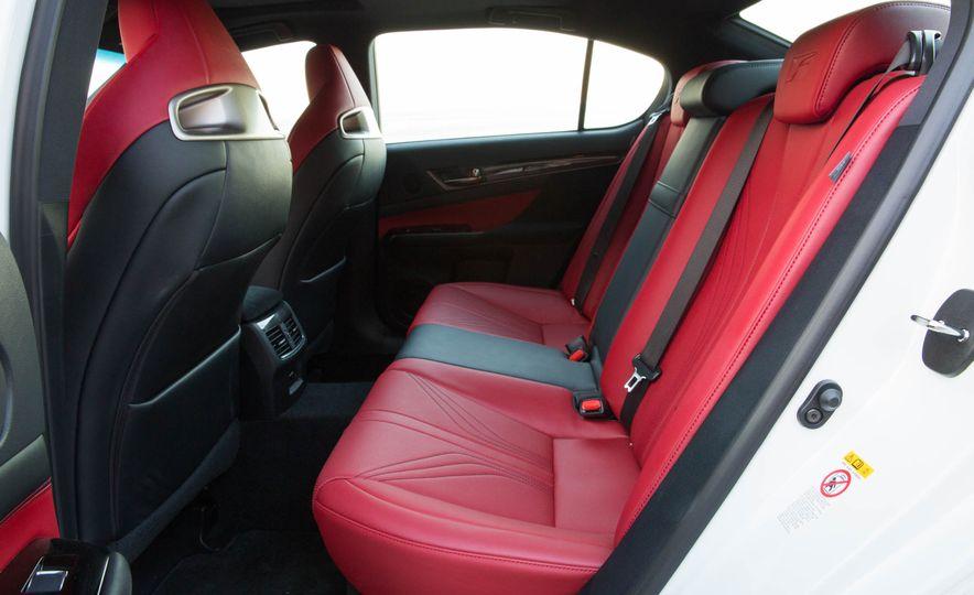 2016 Lexus GS F - Slide 28