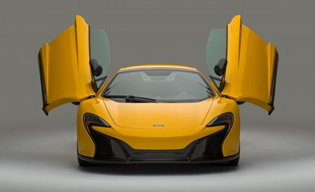 2016 McLaren 650S: Supercars Get Mid-Cycle Enhancements, Too