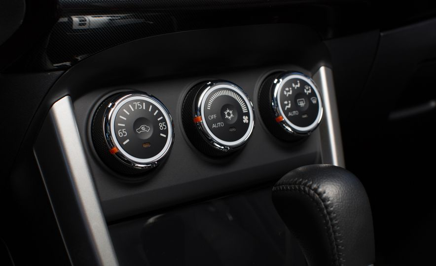 2016 Mitsubishi Lancer GT - Slide 34