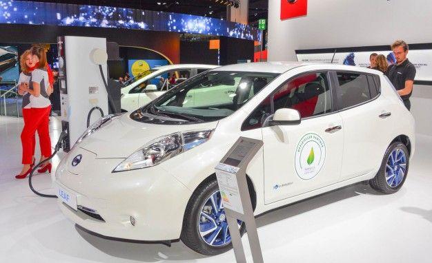 2016 Nissan Leaf EV Offers More Range—For a Price