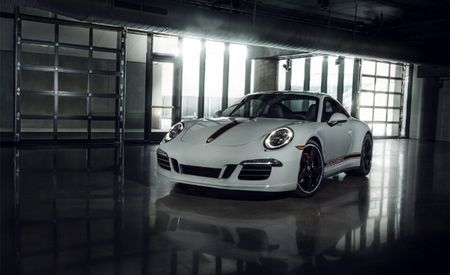 Porsche 911 GTS Rennsport Reunion Edition: You Want One, Probably Can't Have One