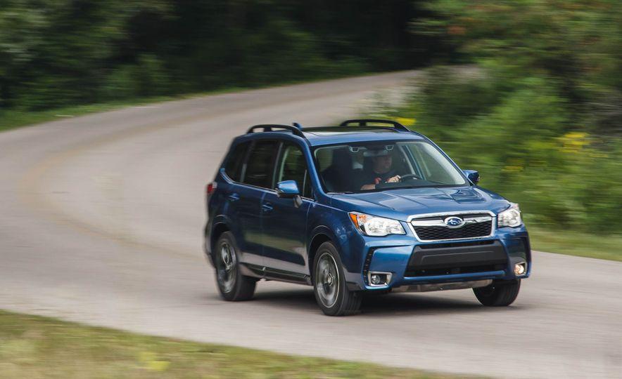 2016 Subaru Forester 2.0XT Touring - Slide 1