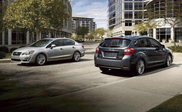 2016 Subaru XV Crosstrek and Impreza See Mostly Minor Price Increases