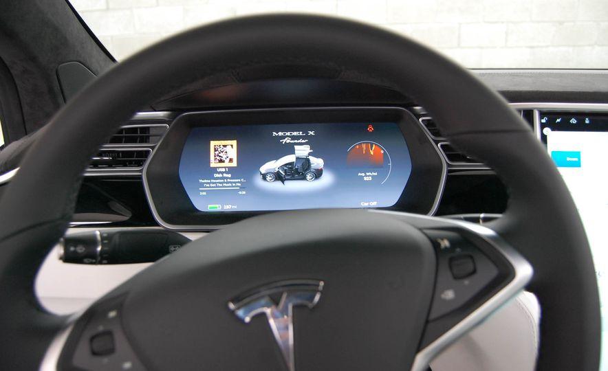 2016 Tesla Model X - Slide 25