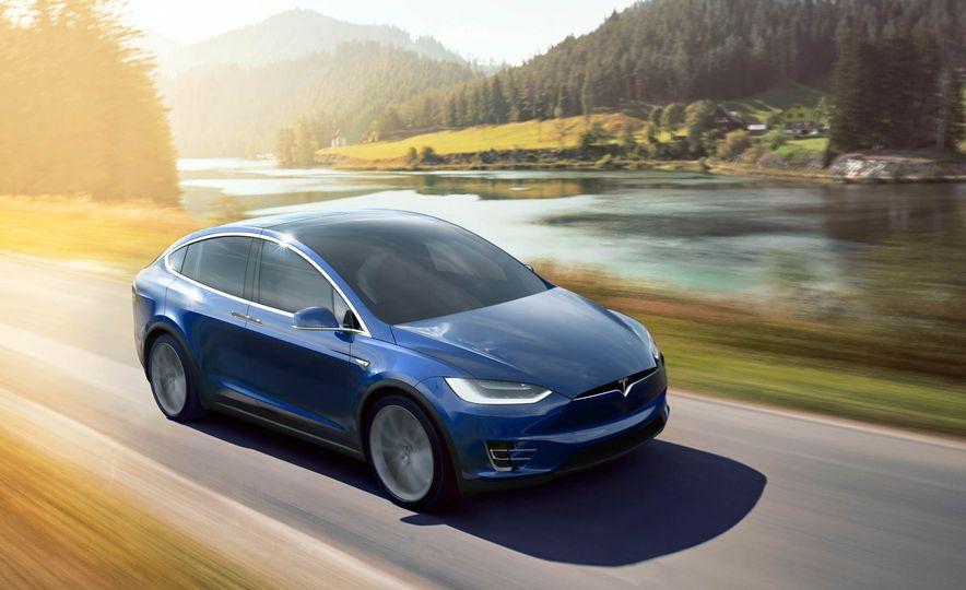 2016 Tesla Model X - Slide 29