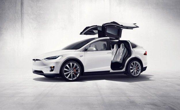 Tesla Model X Reviews Price Photos And Specs Car Driver
