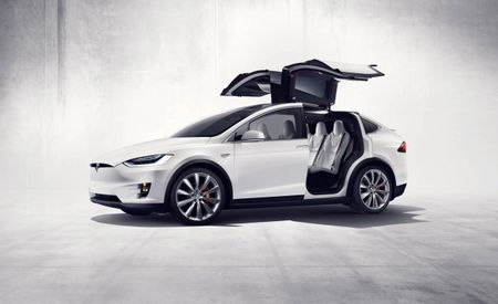Tesla Model X Recalled for Third-Row Seats