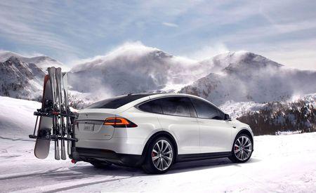 How We'd Spec It: The Ludicrous Tesla Model X P90D