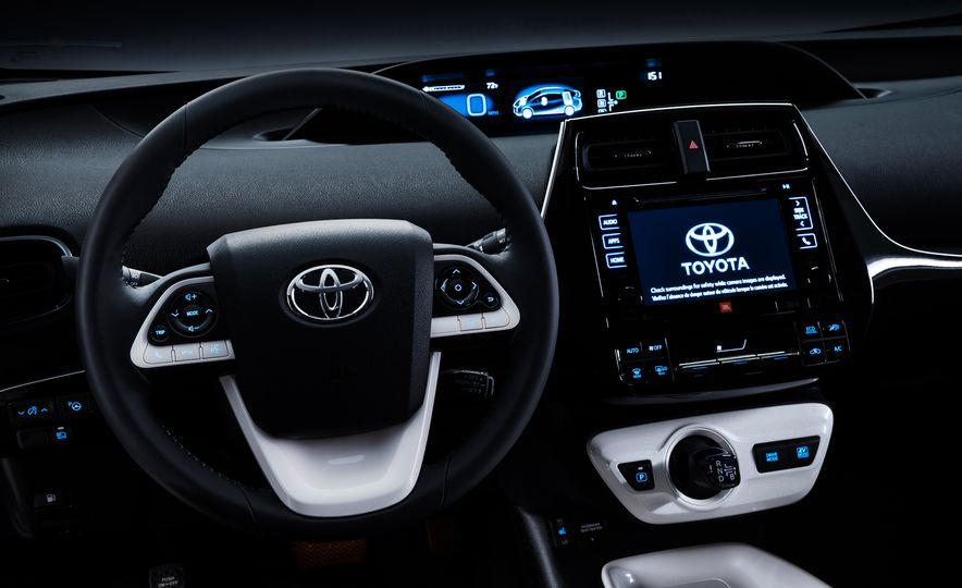 2016 Toyota Prius - Slide 61