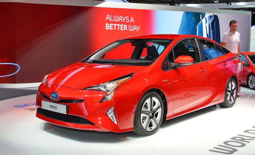 2016 Toyota Prius - Slide 5