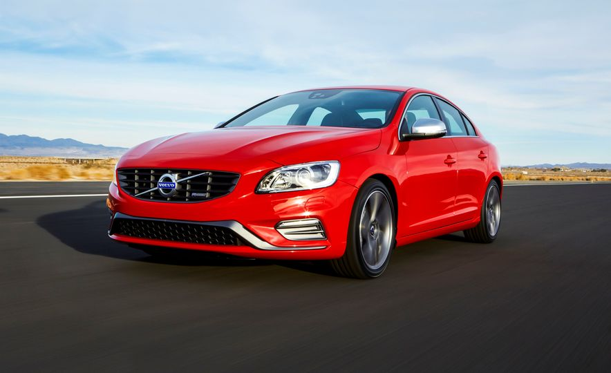2016 Volvo S60 R-Design - Slide 1