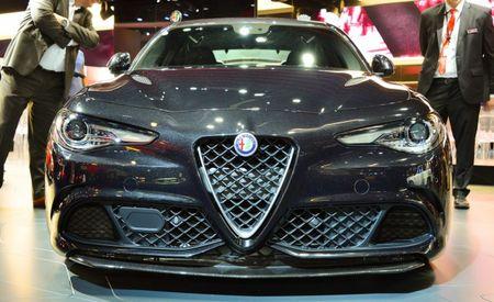 Sweet Julia Gulia! Alfa Romeo Giulia Laps the 'Ring with a Quickness