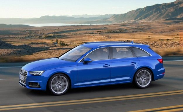 We Avant It So Bad: 2017 Audi A4 Avant Revealed in Frankfurt