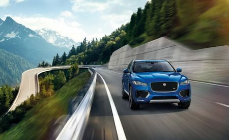 Jaguar to Launch SVO-Engineered F-Pace, XE a Possibility