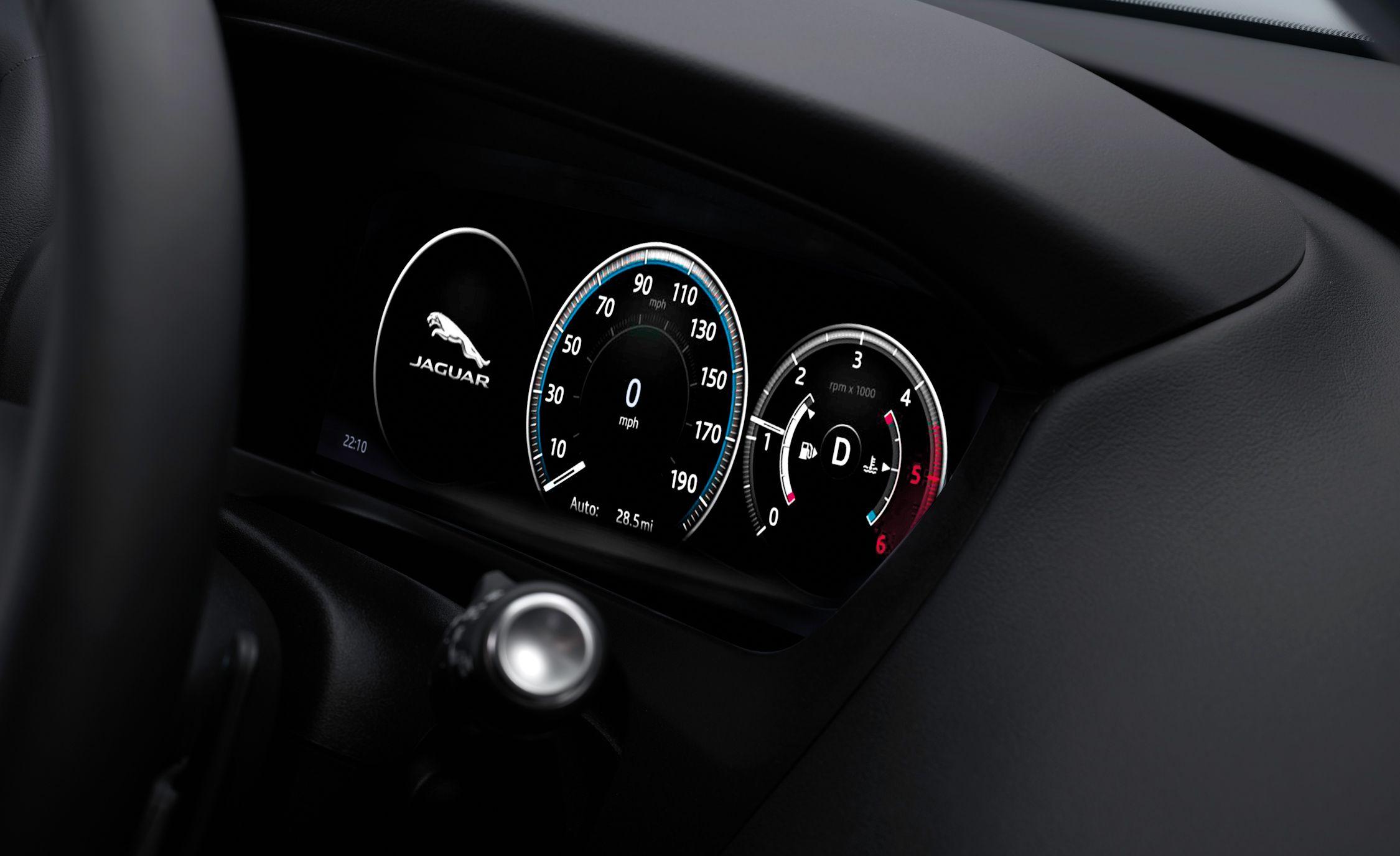 2019 Jaguar F Pace Reviews Jaguar F Pace Price Photos And Specs