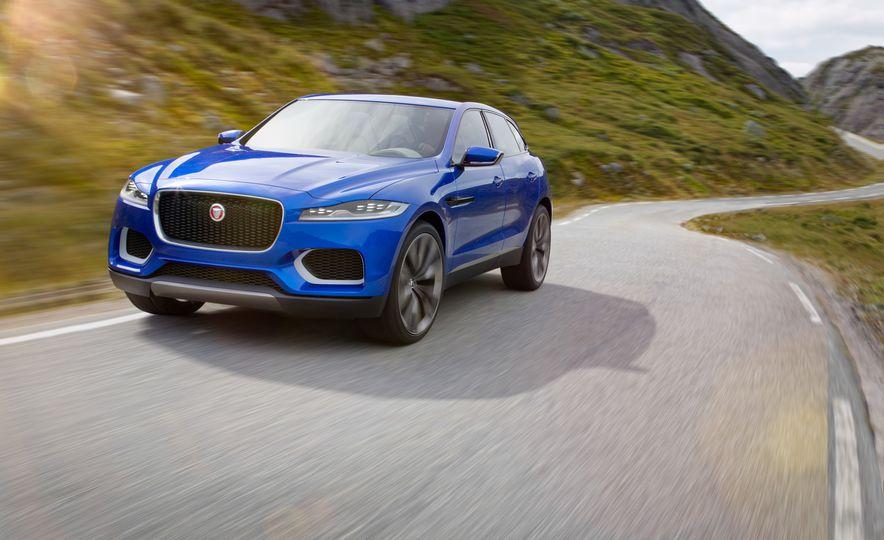 2017 Jaguar F-Pace - Slide 65