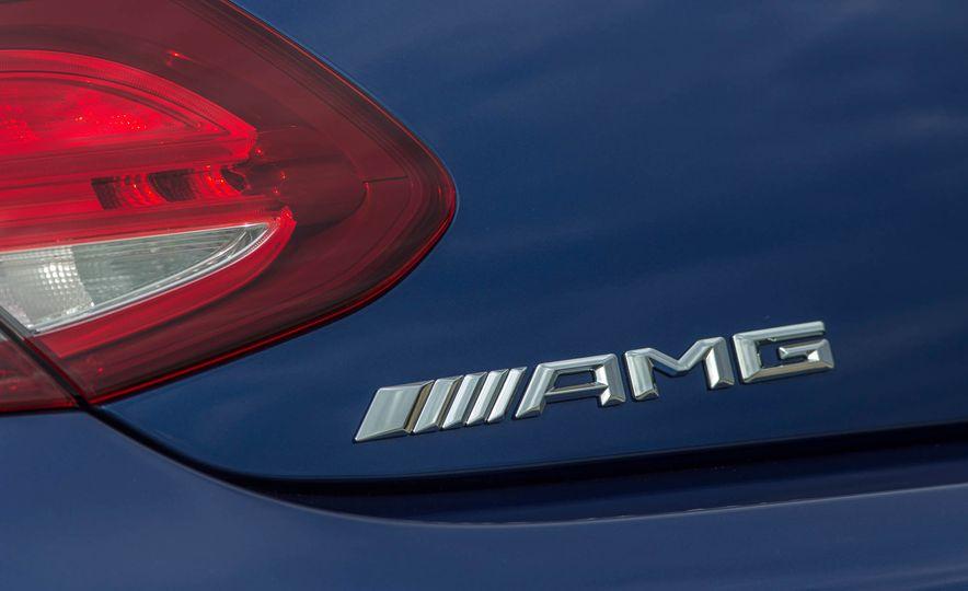 2017 Mercedes-AMG C63 coupe - Slide 26