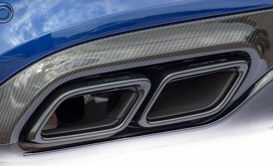 2017 Mercedes-AMG C63 coupe - Slide 28