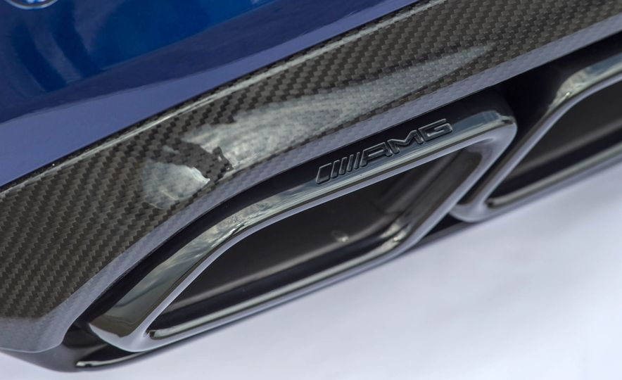2017 Mercedes-AMG C63 coupe - Slide 29