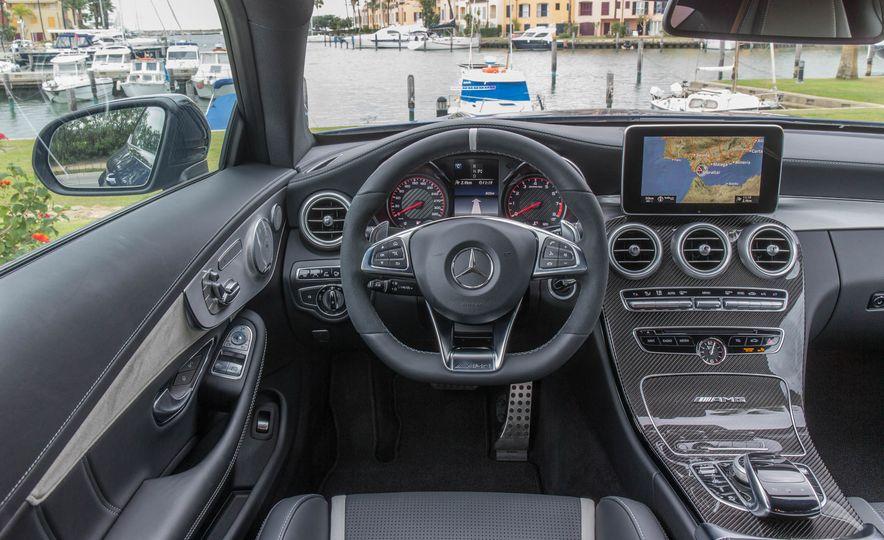 2017 Mercedes-AMG C63 coupe - Slide 30