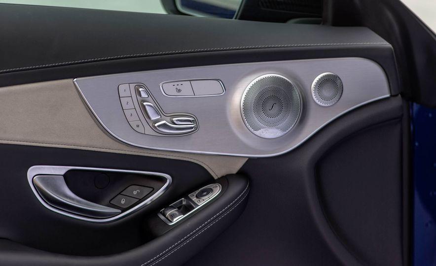 2017 Mercedes-AMG C63 coupe - Slide 32