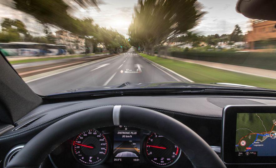 2017 Mercedes-AMG C63 coupe - Slide 35