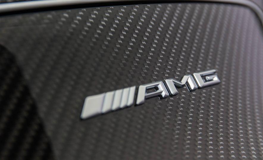 2017 Mercedes-AMG C63 coupe - Slide 41