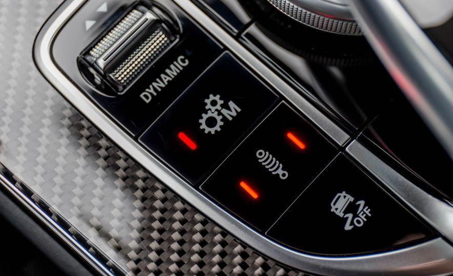 2017 Mercedes-AMG C63 coupe - Slide 43
