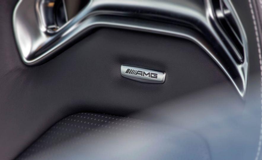2017 Mercedes-AMG C63 coupe - Slide 44